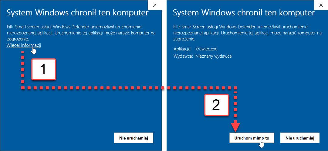 Ochrona Windows Defender